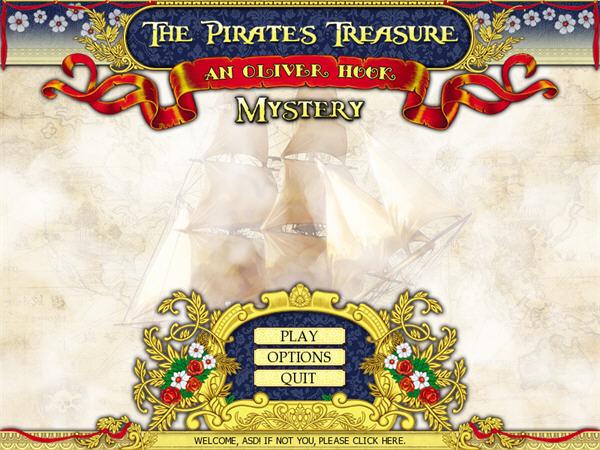 海盗宝藏之谜