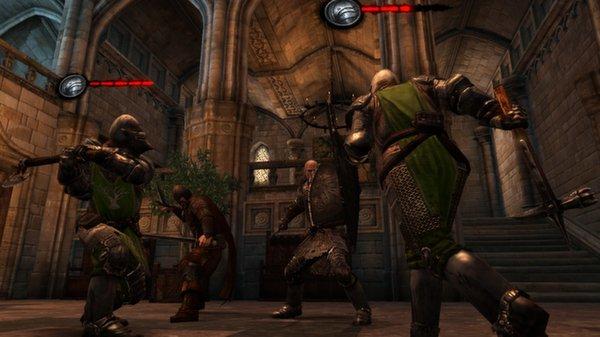 【游戏介绍】 权力的游戏的故事主要围绕守夜人兄弟Mors和被放逐的原红袍祭司Alester展开。他们是权力的游戏硬盘版的原创角色,不过他们会和原作中的其他角色存在交集。随着权力的游戏下载的进行,你将会跟随主角探索很多出现在原作中的地点和场景。