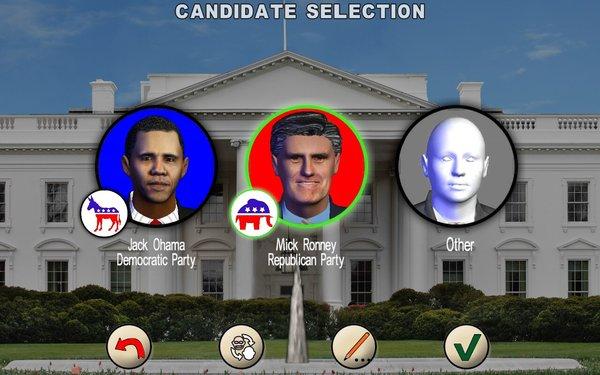 《白宫竞选》硬盘版