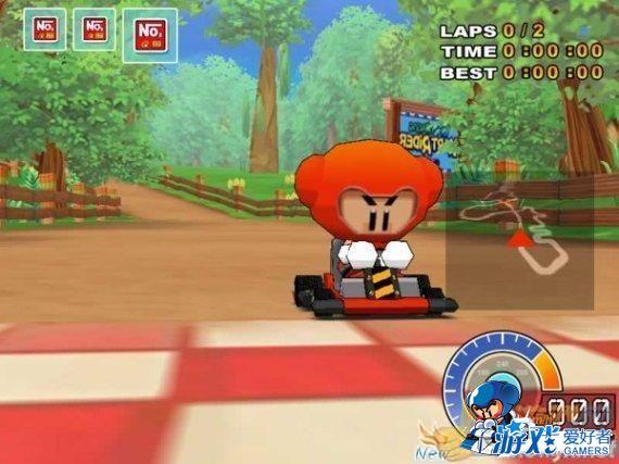 跑跑卡丁车单机版