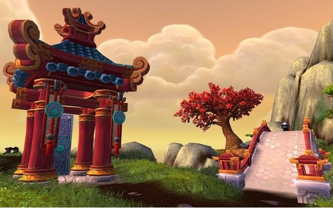 魔兽世界:熊猫人之谜
