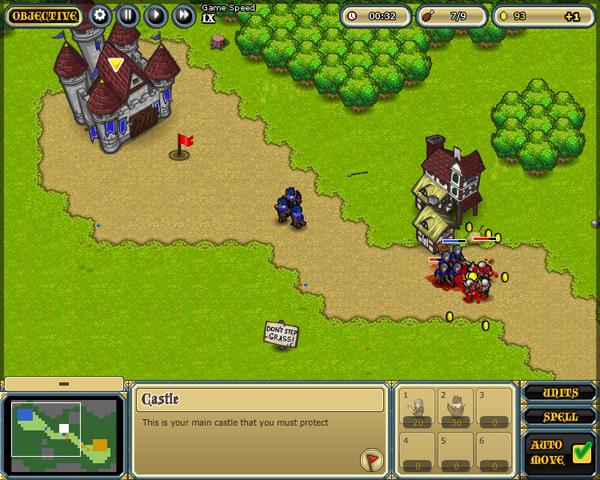 虽然魔军屠城2单机版只是一款小游戏,但是它包含的内容却非常庞大,多