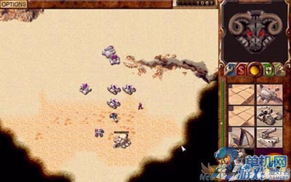 沙丘2000下载 沙丘2000单机游戏下载
