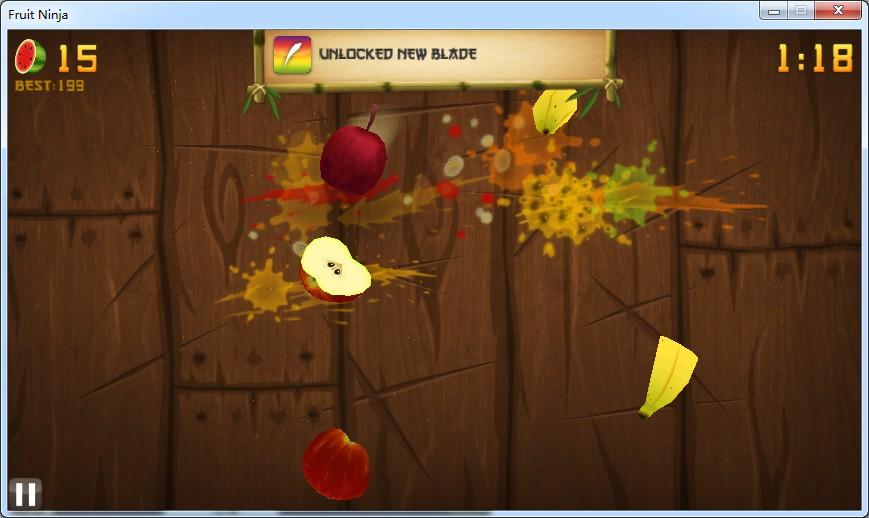 水果忍者下载水果忍者单机游戏下载图片