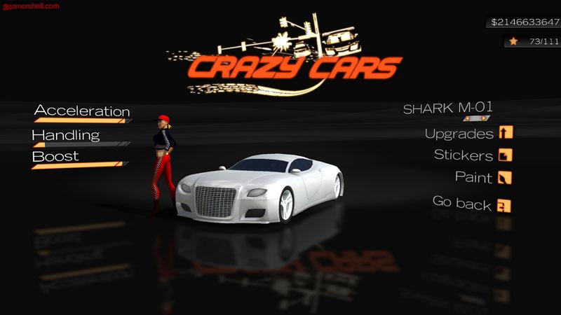 疯狂赛车下载 疯狂赛车单机游戏下载