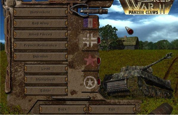 二战装甲战车2下载_二战装甲战车2单机游戏下载