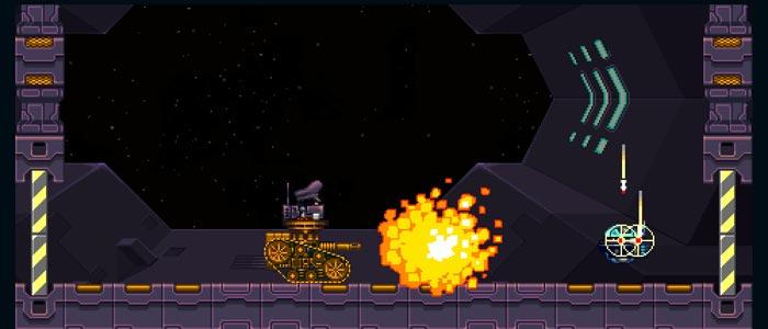 太空机器人增强版
