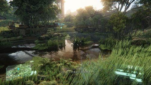 高效画质的《孤岛危机3》实战测评!(3)
