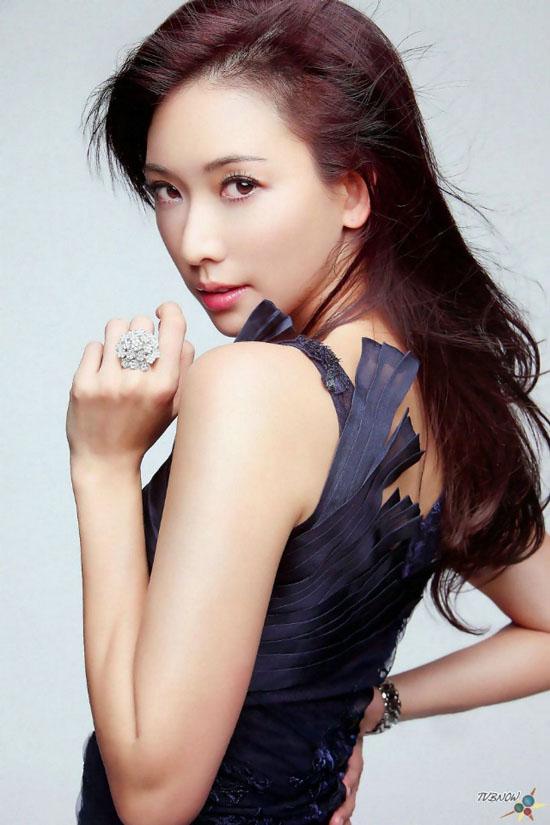 甜美公主林志玲最新写真 妩媚又可爱(2)