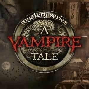 神秘系列:一个吸血鬼的故事