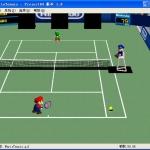 马里奥网球