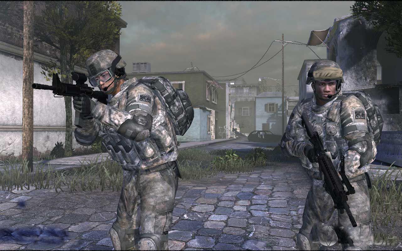 美国陆军3_美国陆军3下载_美国陆军3单机游戏下载