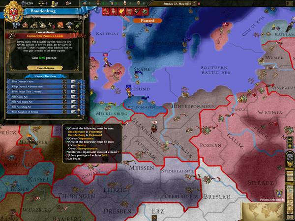 欧陆风云3王位继承人 欧陆风云3王位继承人中文版 欧陆风高清图片
