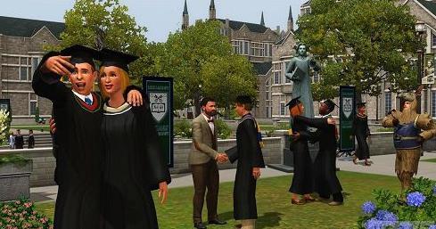 模拟人生3:大学生活下载_模拟人生3:大学生活单机游戏