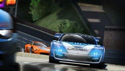 游戏 首发/山脊赛车首张截图