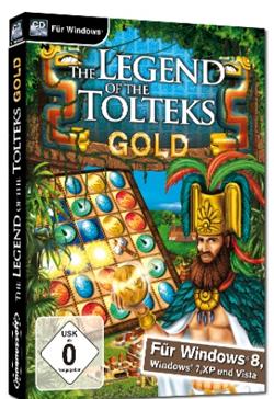 托尔特克的黄金传说