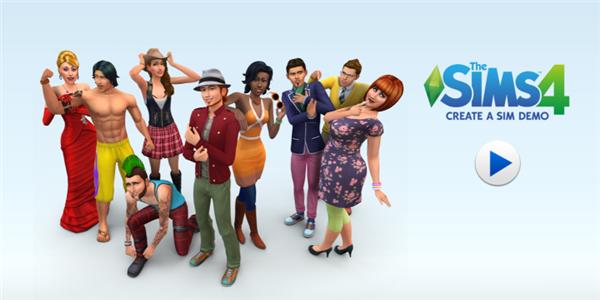 模拟人生4:创造市民