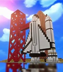 《方块世界:孤岛求生》截图