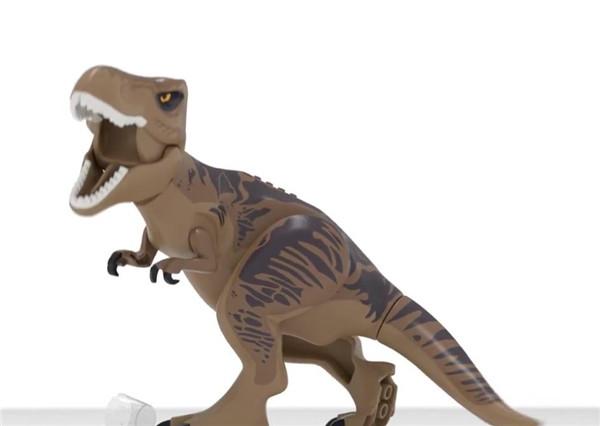 《乐高侏罗纪世界》预告片 将登陆各大平台