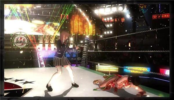 将是美女格斗游戏《死或生5》的最终版本