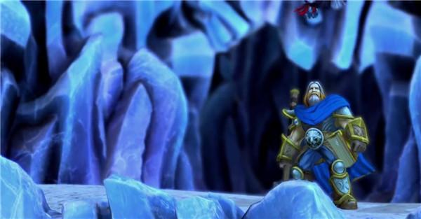 在暴雪官方放出《魔兽争霸3》的高清模组后,国外玩家利用星际2