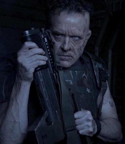 《异形5》设定照曝光 下士Hicks 或回归