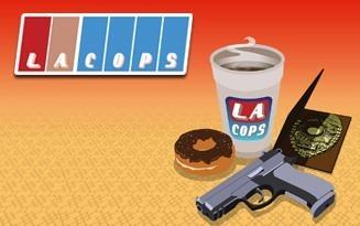 洛杉矶警察