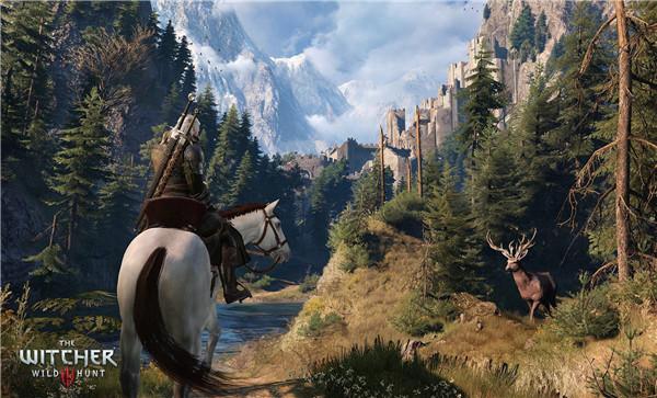 《巫师3》高清地图内容展示