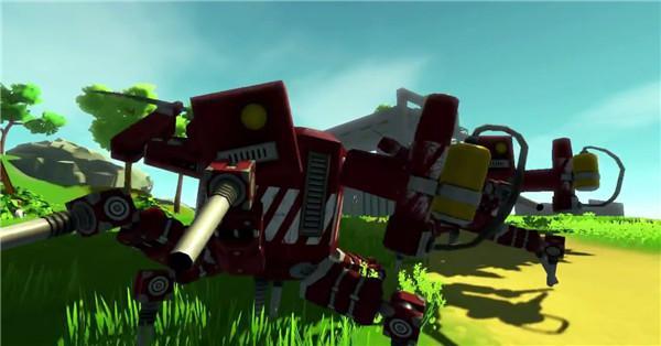 《废品机械师》将于年内发售 充满着机械元素