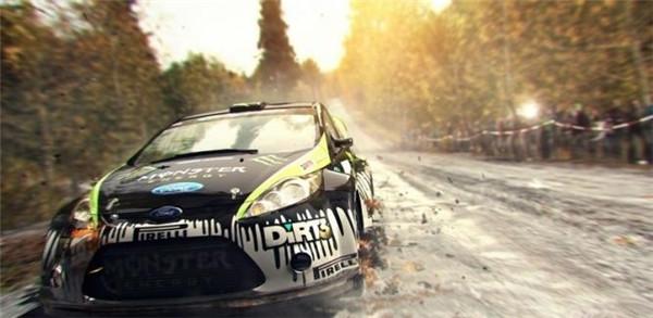 《尘埃4》支持3D显示效果 超真实赛车游戏