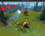 《Dota2》MOD演示 变成了第三人称射击游戏