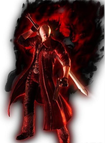 《鬼泣4:特别版》最新全角色预告 颜值超级高!