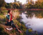 性感妹萌妹叶奈法 《巫师3》美图欣赏