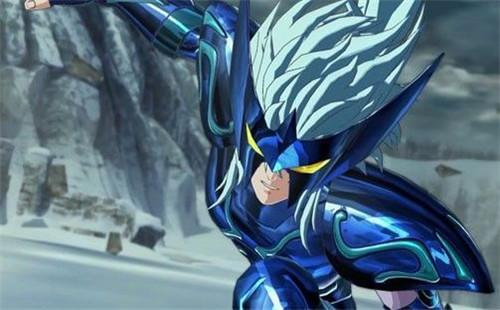 《圣斗士星矢:斗士之魂》新对战视频 紫龙被暴揍