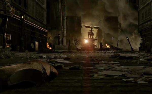 《战争机器:终极版》发布高质量预告片!