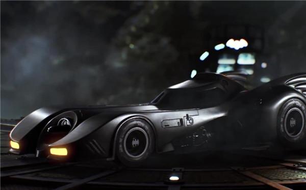 《蝙蝠侠:阿甘骑士》新预告 诺兰版蝙蝠战车亮相