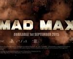 《疯狂麦克斯》被《合金装备5》盖住风头 前景堪忧