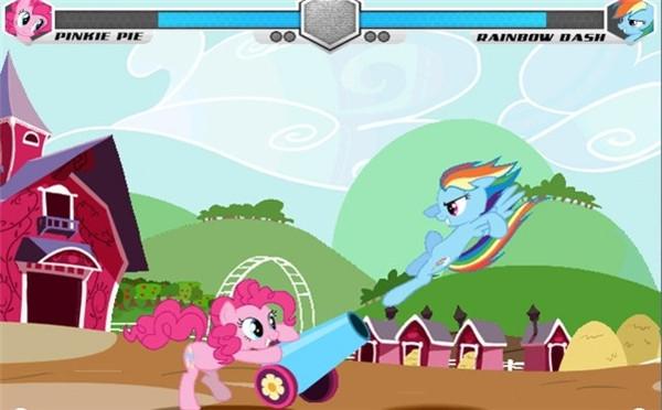 《彩虹小马:战斗的魔法》重新设计