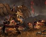 《全面战争:战锤》实机演示 矮人大军激战很精彩