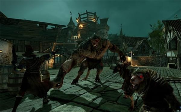 《战锤:末世鼠疫》最新演示 巨型老鼠真恶心