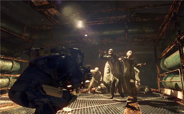 《生化危机:保护伞小队》又有新情报 僵尸挖脑器很实用