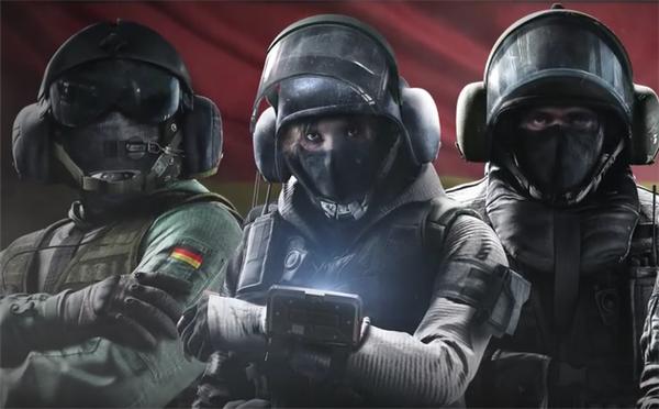 《彩虹六号:围攻》最新预告 新势力德国GSG9