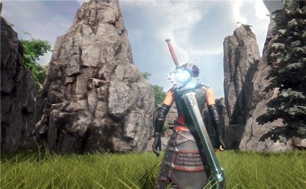 《永恒边缘》最新战斗截图 再次体验冒险之旅