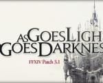 """《最终幻想14》3.1补丁""""光与暗的世界""""宣传片公布"""
