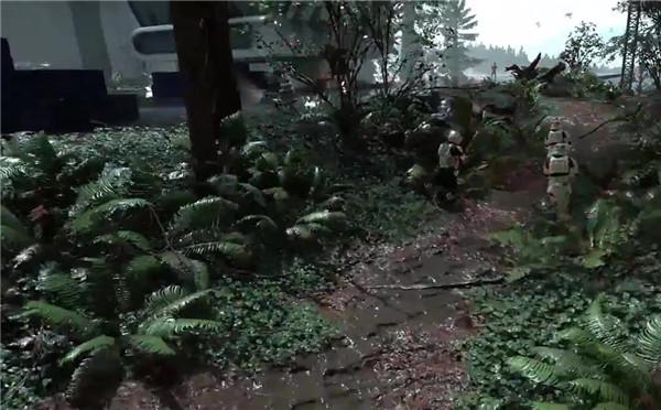 《星球大战:前线》最新演示 实际战斗画面曝光
