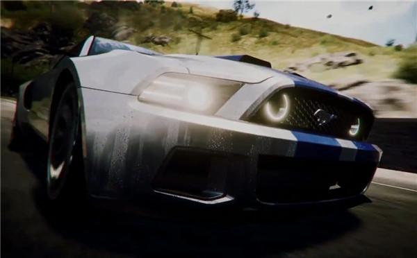 《极品飞车:极限边缘》预告片:像极了《极品飞车18》