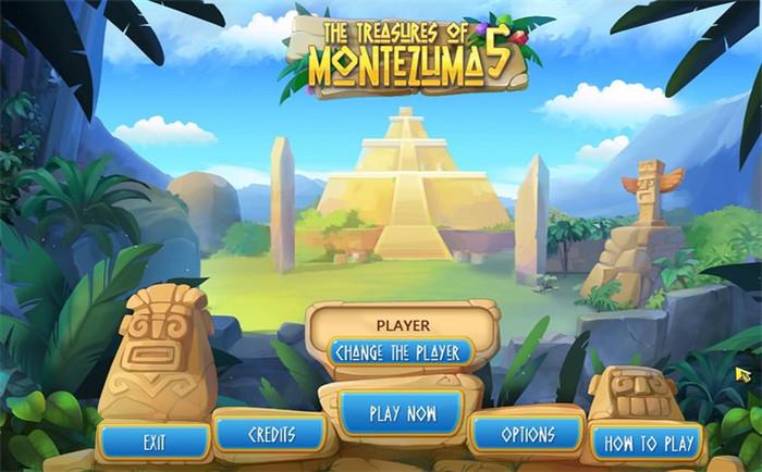 蒙特祖玛的宝藏游戏_