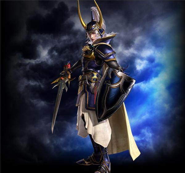 最终幻想 纷争 角色海报公布 史上最帅杀马特