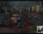 《血源:老猎人》最新演示公布 到处都是番茄酱!