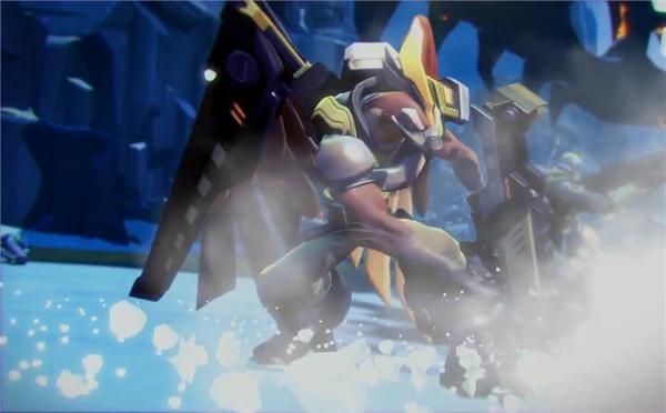 《天生战狂》全新宣传片 5月3日将正式发售!
